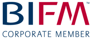 BIFM Corporate Member logo 1 300x130 - Trusted Facilities Management in Canary Wharf